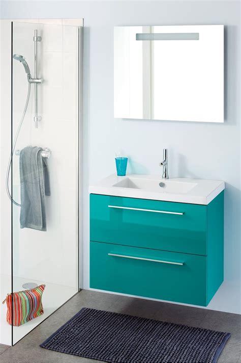 meuble salle de bain colore la salle de bain dans tous ses 233 tats d 233 co et saveurs