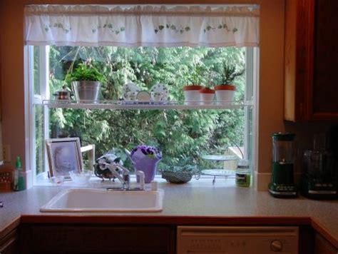kitchen garden window family our home