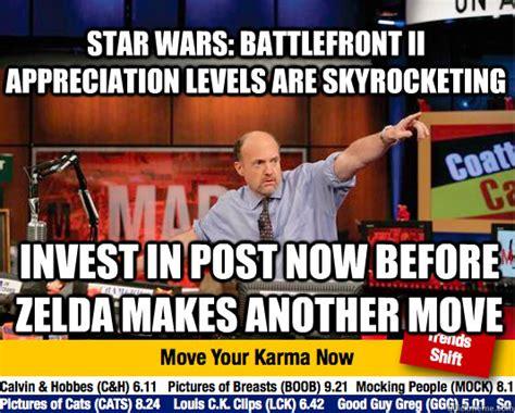 Battlefront Memes - star wars battlefront ii appreciation levels are skyrocketing invest in post now before zelda