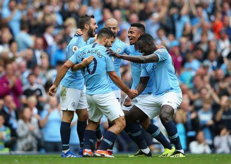 Manchester City Vs Fulham En Vivo Y En Directo Por La
