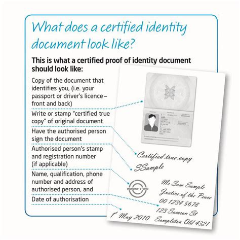 documents certified notarised company