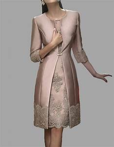 fast delivery sheath mother of the bride lace dresses with With long jacket dresses for weddings