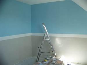 comment peindre une chambre bureau london lepolyglotte With comment peindre une chambre mansardee