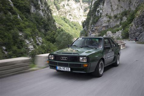 1984 Audi Sport Quattro Quick Spin Photo Gallery Autoblog