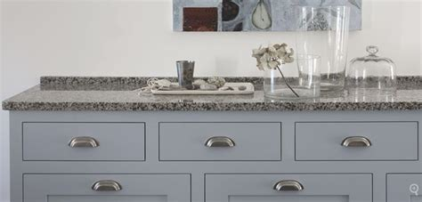 White And Grey Kitchen Ideas - azul platino granite counter with almost our same cabinet color interiors kitchen