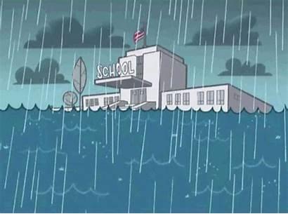 Flood Giphy Animated Gifs Weather