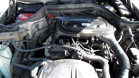 mercedes 230e a 92 w124 engine my ex car