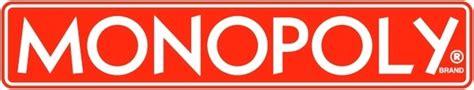 monopoly logo  vector