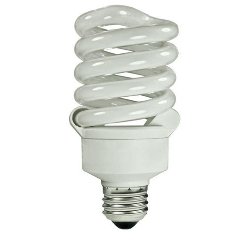 23 watt compact fluorescent cfl 3500k halogen white