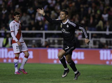 Las mejores imágenes del Rayo Vallecano-Real Madrid