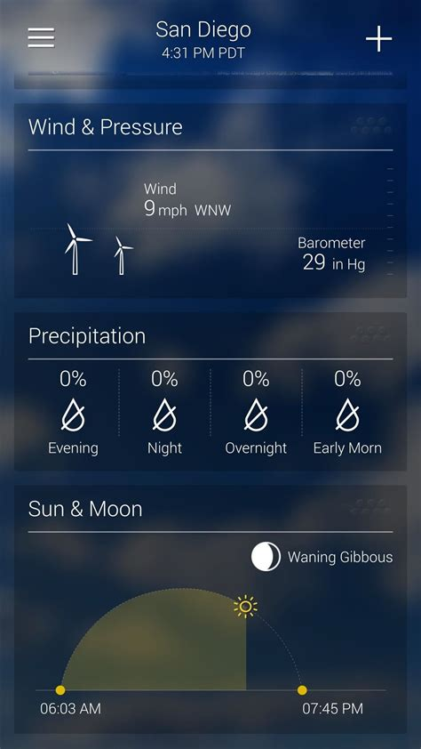 free weather apps for android the 5 best weather apps for android 171 android gadget hacks