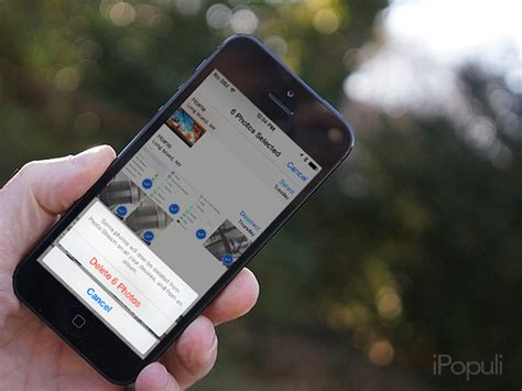 delete iphone photos how to delete photos from iphone and reclaim storage