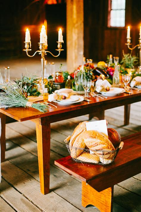 rustic elegant barn reception decor elizabeth anne
