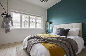 Idees Deco Chambre : 5 id es d coration pour une chambre bleu canard ~ Melissatoandfro.com Idées de Décoration