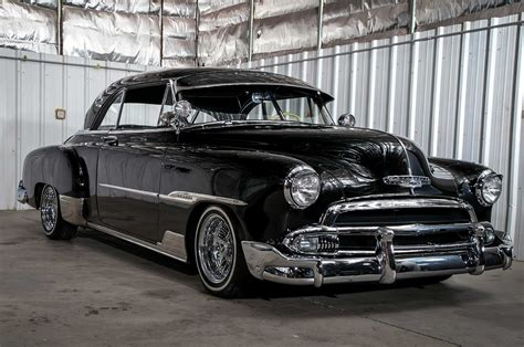 Chevy Deluxe With Lowrider Flare