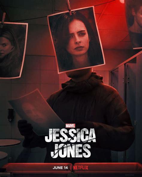 marvels jessica jones season  trailer  poster released