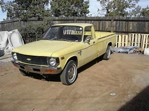 1980 Chevy Luv Pickup Truck For Sale  Photos  Technical Specifications  Description