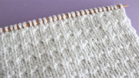 andalusian stitch knit pattern knitting studio patterns studioknitsf purl
