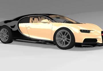 Download mod bugatti visão gran turismo para beamng unidade de você para os links abaixo na página. Скачать мод Bugatti Chiron версия 1.1 для BeamNG.drive (v0.19.4.2)