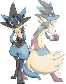 Pokemon Mega Evolutions Yugario