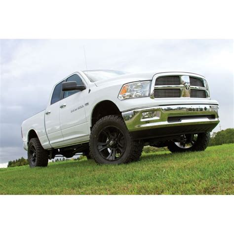 Dodge Ram 1500 Lift Kit by Zone Offroad Products D21 Ram 1500 Suspension Lift Kit 6