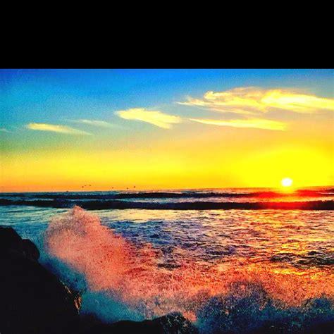 San Diego Sunset Photography Beach