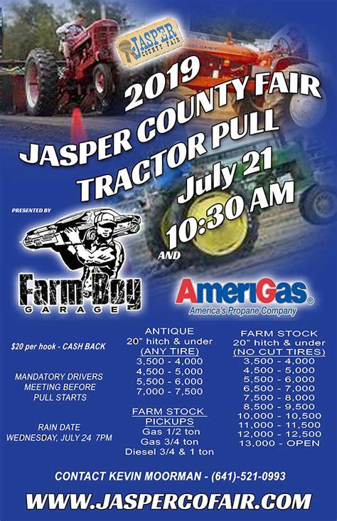 jasper county fair colfax ia
