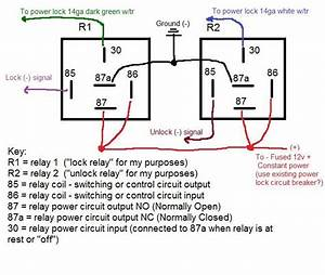Bosch Relay Schematic