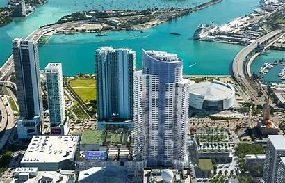 Miami Paramount Worldcenter Condo Zilbert Center Units