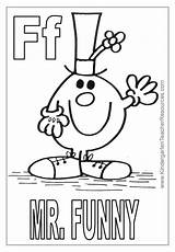 Coloring Mr Pages Colouring Bump Funny Grumpy Template Letter sketch template