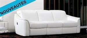 canape moderne canape show With les plus beaux canapes cuir