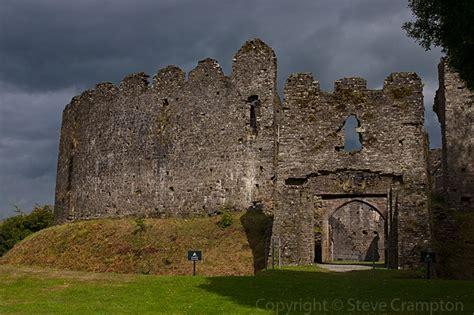restormel castle cornwall photography  steve crampton