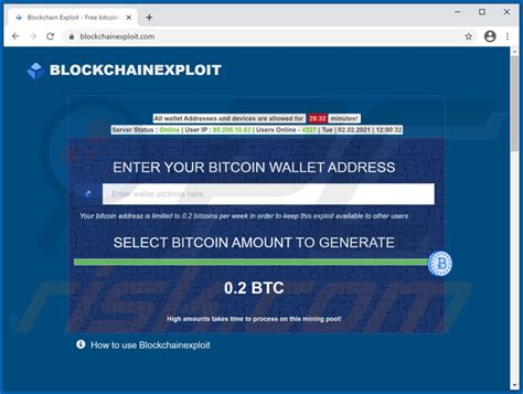 The definition of scam is any fraudulent or deceptive act. How to remove Generate Bitcoin Scam - virus removal guide