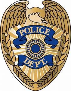 Police Badge Clip Art Free - Cliparts.co