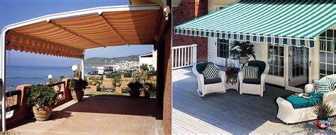 tende da sole per terrazzo come realizzare una copertura per la veranda o il terrazzo