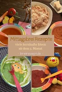Baby Abendbrei Rezepte : mittagsbrei rezepte f rs baby babybrei ab dem 5 monat ~ Yasmunasinghe.com Haus und Dekorationen