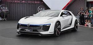 Volkswagen Golf GTE Sport concept debuts at Worthersee