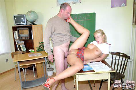Heavy Teenage Taking By Her Teacher