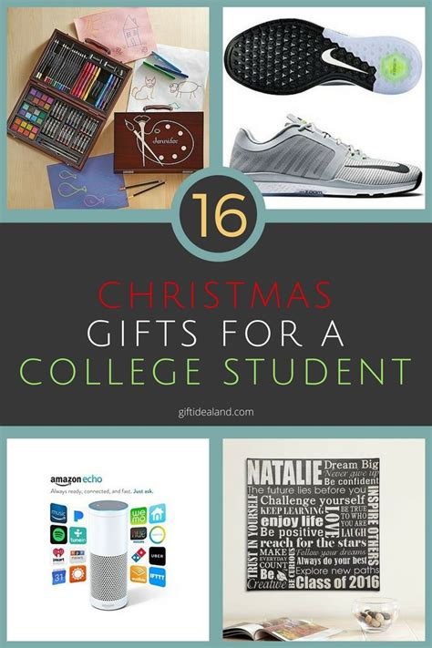 16 great christmas gift ideas for college students