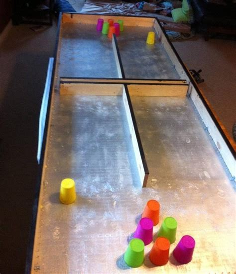how to make a beer pong table light up your next party with this diy led beer pong table