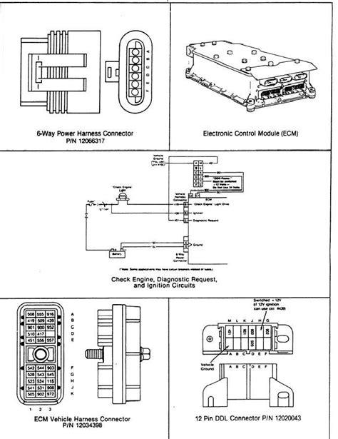 Ddec Ecm Wiring Diagram