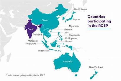 Rcep Countries Asia Pacific Trade Bloc Largest