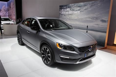 Volvo S60 Picture by 2016 Volvo S60 Cross Country Picture 612897 Car Review