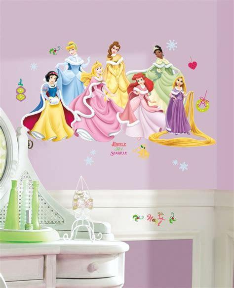tickers chambre fille princesse idées déco chambre fille pour les petites princesses