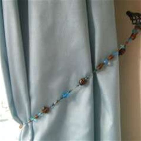 cat curtain tie backs tutorial 183 how to make a set of