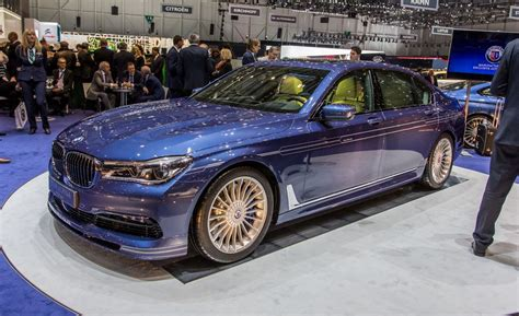 2017 Bmw Alpina B7 Official Photos And Info