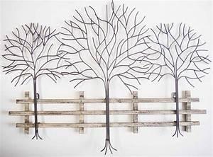 Metal Wall Art For Modern Home » InOutInterior