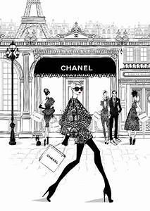 Megan Hess' Paris-inspired fashion illustrations - The ...