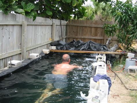 how to make a small garden pond building a small pond bloggerluv com