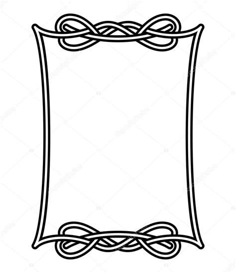 Cornici Celtiche Celtic Frame Stock Vector 169 Nata 2171389